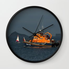RNLI Lifeboat Torbay Wall Clock