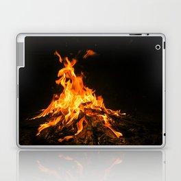 Bonfire (lohri) Laptop & iPad Skin