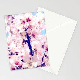 Almond Blossom IV Stationery Cards