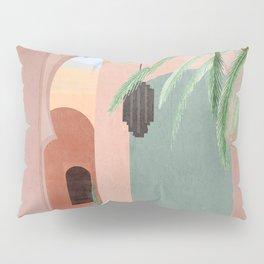 Moroccan Pool Pillow Sham