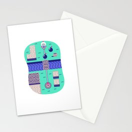 Overworld: Bomba Stationery Cards