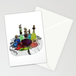 Wizard's Potions Stationery Cards