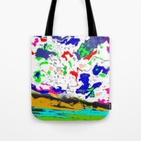 zodiac Tote Bags featuring Zodiac by lookiz
