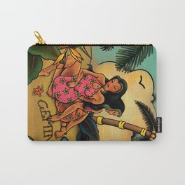 Tattoo Gemini Carry-All Pouch