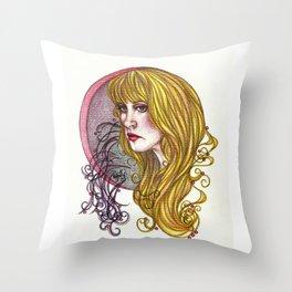 A Little Magic Throw Pillow