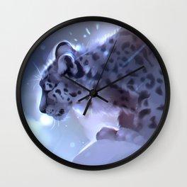 Winter stories Wall Clock