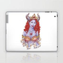 Ruby of the Sea Laptop & iPad Skin