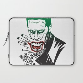 Joker_Jared Leto_Suicide Squad Laptop Sleeve
