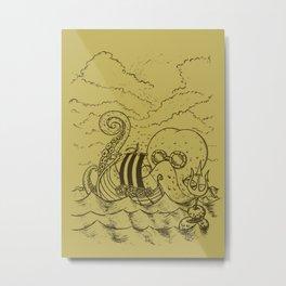 Awaken Metal Print