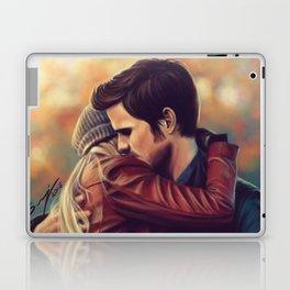You put your arms around me Laptop & iPad Skin