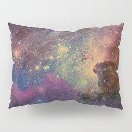 univers abstrait Pillow Sham