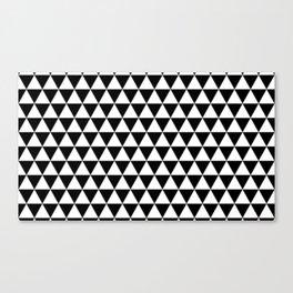 Infinite BW Canvas Print