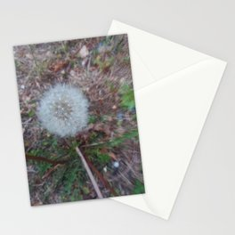 weed or wonder Stationery Cards