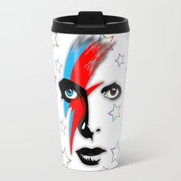 Bowie's Eyes Travel Mug