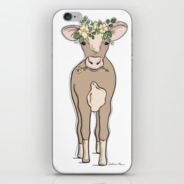 Baby Cow iPhone Skin