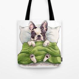 Bubba Sleeping Tote Bag