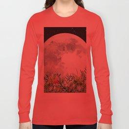 Night Garden Magick Long Sleeve T-shirt
