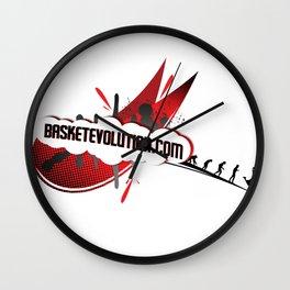 Staz Evolution II Wall Clock