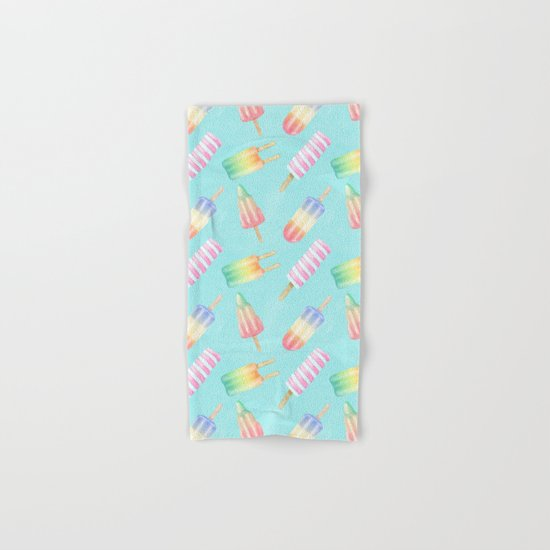 Sweet Treats Hand & Bath Towel