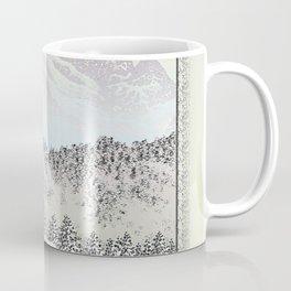 SNOWED IN PEN DRAWING COLOR VERSION Coffee Mug