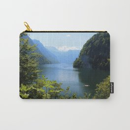 Germany, Malerblick, Koenigssee Lake II Carry-All Pouch