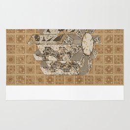 Hellraiser Puzzlebox C Rug