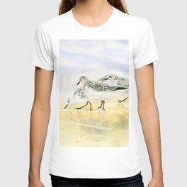 Trio Sandpipers T-shirt