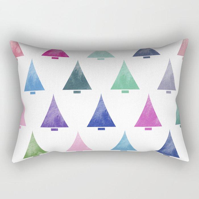 Lovely Pattern II Rectangular Pillow