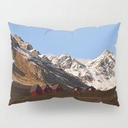 Hatcher Pass Termination Dust Pillow Sham