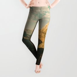 Zion Mornings - National Parks Nature Photography Leggings