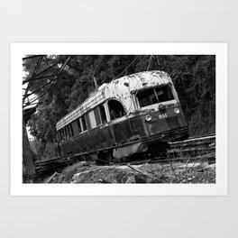 TRN-103 Art Print