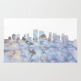 New Orleans Skyline Louisiana Rug