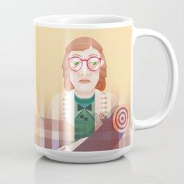 Log Lady | Twin Peaks Coffee Mug