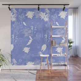 Botanical Goddess Wall Mural