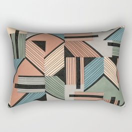 Zeigarnik Effect 01 Rectangular Pillow