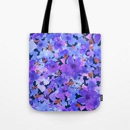 Lavender Blues Tote Bag