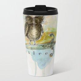 Huxlee  Metal Travel Mug