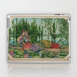 Trajinera del Amor Laptop & iPad Skin