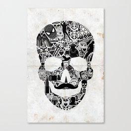 My Skull Canvas Print