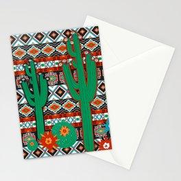Southwest Cactus Stationery Cards