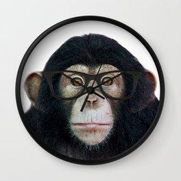 Geek Monkey Wall Clock