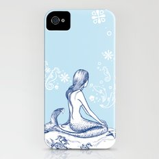The Little Mermaid iPhone (4, 4s) Slim Case