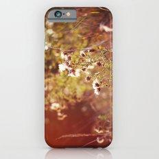 golden dandelions. Slim Case iPhone 6s