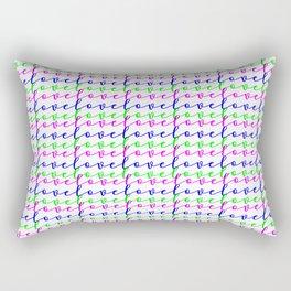 Neverending Love Rectangular Pillow