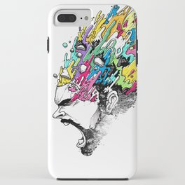 INKS'PLOSION iPhone Case