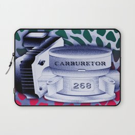 Carburetor 3 Laptop Sleeve