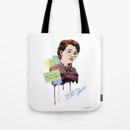 Justice 4 Barb Tote Bag