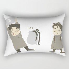 Geeno! Take #2 Rectangular Pillow