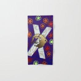 Monky Cross Bones Hand & Bath Towel