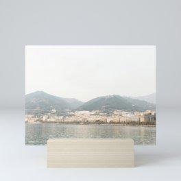 Salerno, Amalfi Coast Mini Art Print